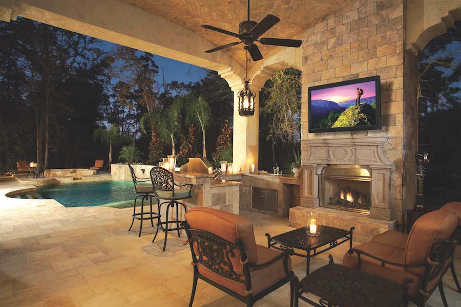Make the Most of Your Time at Home with Outdoor Entertainment