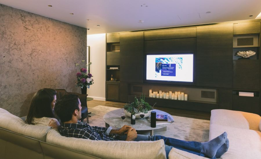 Improve Home Entertainment With a Home Automation System