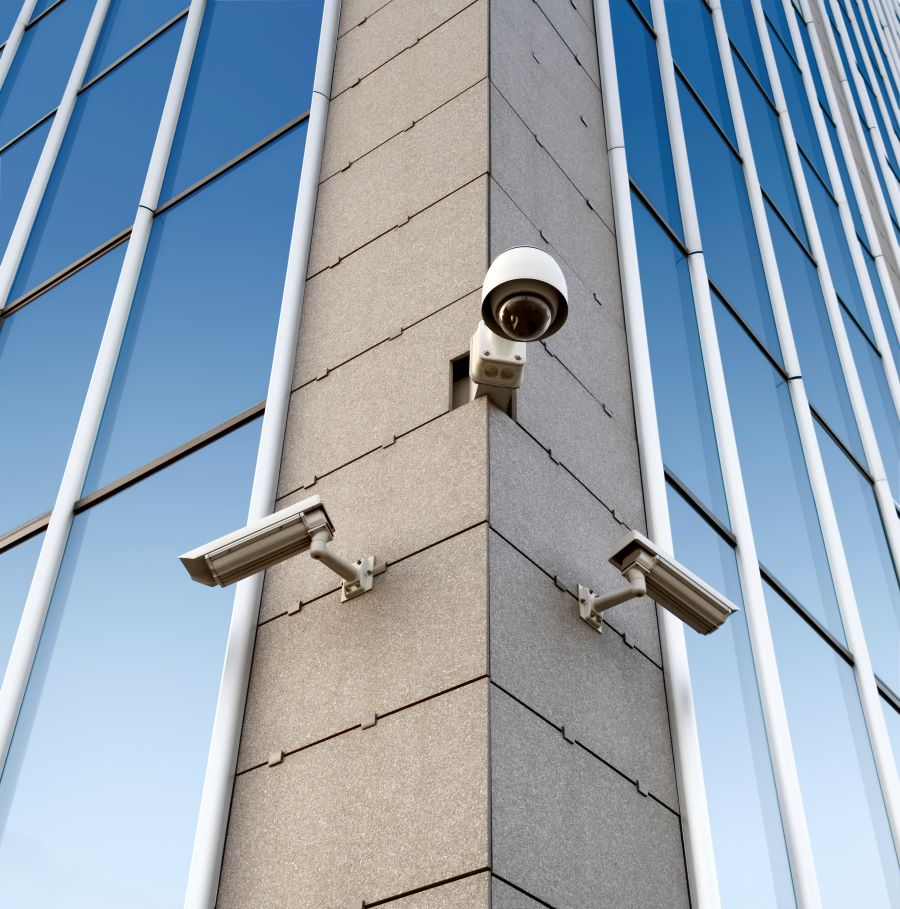 The School Surveillance System of Today—Smart, Automated, and Integrated