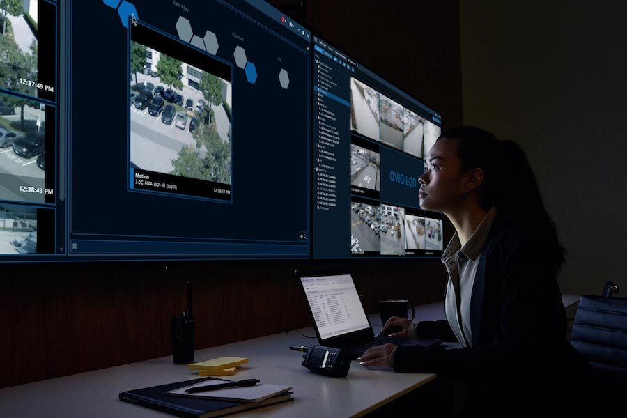 How Avigilon Security Cameras Use Advanced Technology for Smarter Security