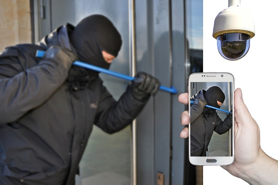 How to Fight Rising Crime with Commercial Video Surveillance