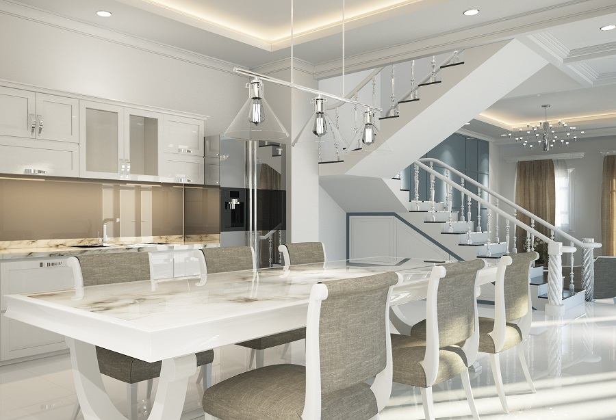 How Lighting Control is the Ultimate Interior Design Tool
