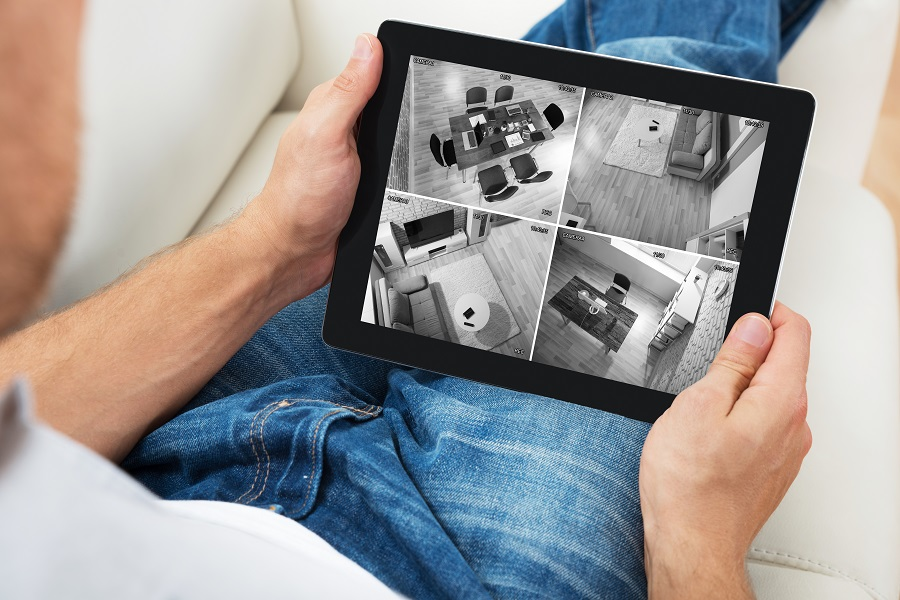 Never Be Out of Touch with A Remote Surveillance System