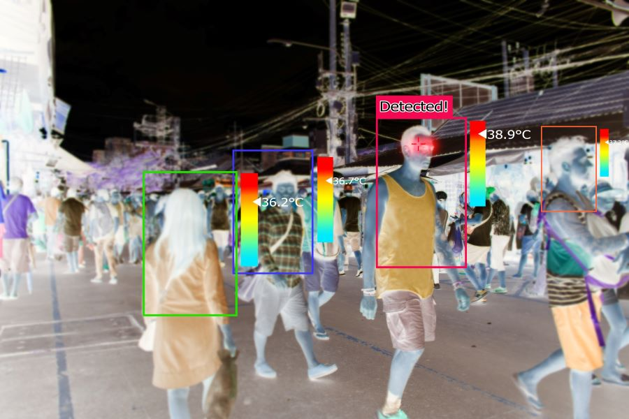 How Businesses Are Using Thermal Cameras in the Workplace During COVID-19