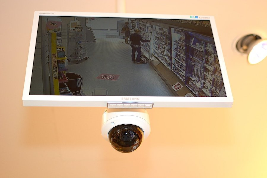 How Commercial Security Cameras Help Protect Your Small Business