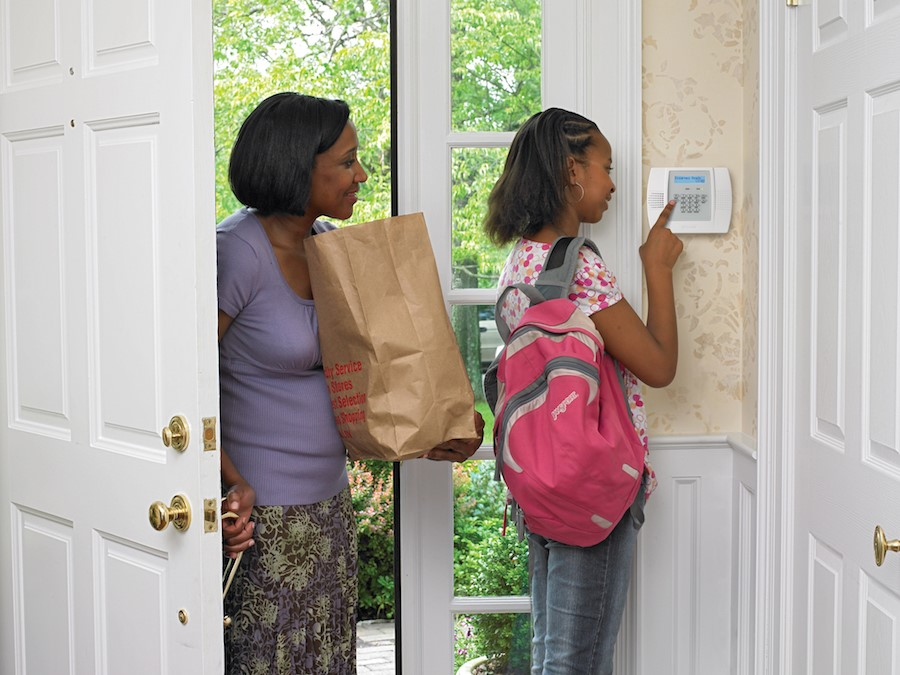 How Home Automation Systems Make School Days Safer