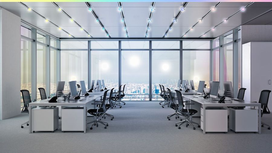 How Lighting Control Makes Your Building More Efficient