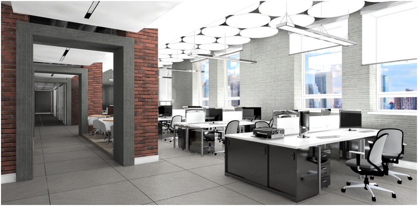 How to Increase Workplace Productivity with Lighting Control Systems