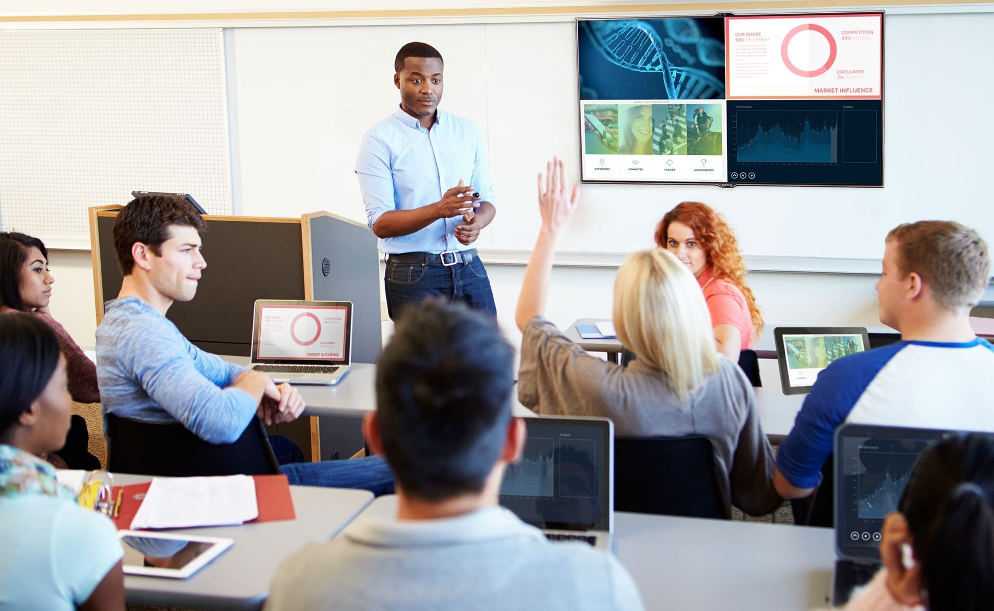 What K12 Audio Visual Can Bring to Your School
